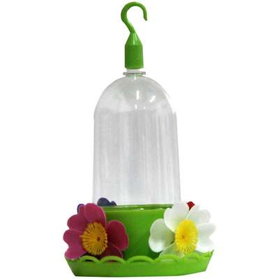 Bebedouro Mr Pet Beija-Flor 4 Flores com Bandeja - 250ml