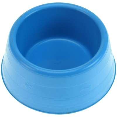 Comedouro Pata Osso Filhote - Azul