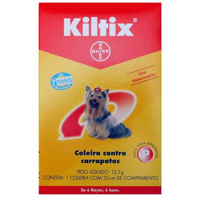 Coleira Anti Carrapatos Bayer Kiltix