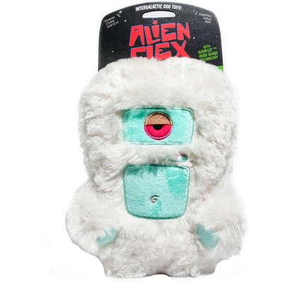 Brinquedo Alien Flex Plush Harry para Cães