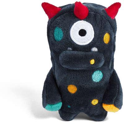 Brinquedo Alien Flex Plush Mini Ghim para Cães