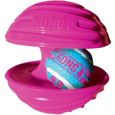 Brinquedo Kong Rambler Ball PH Rosa para Cães